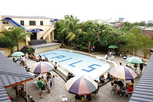 フィリピン(セブ島)CPILS 英会話強化 2ヶ月