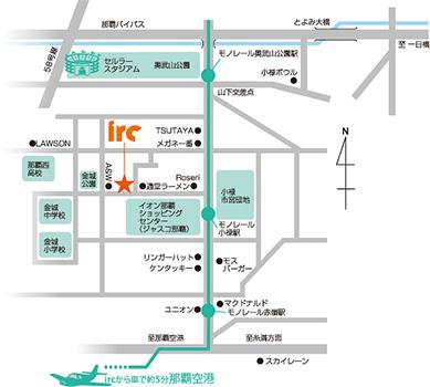 駅近で楽しめる周辺環境(地図)