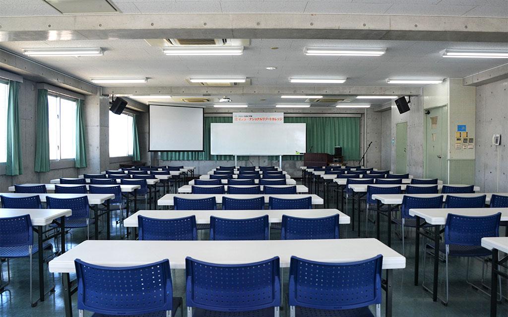 大教室(701ホール)