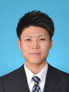 島袋 琉風(2021年3月卒業予定)